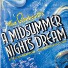 A Midsummer Night's Dream (DVD, 2007)