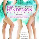 Mrs. Henderson Presents (DVD, 2006, Widescreen Version)