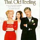 That Old Feeling (DVD, 1998, Snap case)