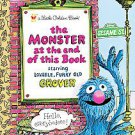 Monster at the End of this Book (2003, Hardcover)