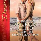Ready for King's Seduction by Maureen Child (2011, Paperback)