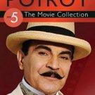 Agatha Christie's Poirot: The Movie Collection - Set 5 (DVD, 2010, 3-Disc Set)
