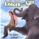 Larger Than Life (DVD, 2003, Full Frame)