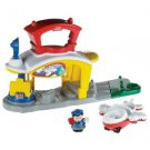 Fisher-Price Little People Airport Playset NEW