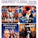 TCM Greatest Classic Films Collection: Busby Berkeley Musicals (DVD, 2010, 2-...