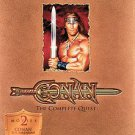 Conan: The Complete Quest (DVD, 2004, 2-Disc Set)