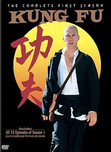Kung Fu: The Complete First Season (DVD, 2004, 3-Disc Set)