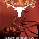 The History of Texas Longhorns Football (DVD, 2006)