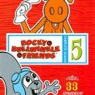 Rocky & Bullwinkle & Friends: Complete Season 5 (DVD, 2011, 4-Disc Set)