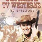 Ultimate TV Westerns - 150 Episodes (DVD, 2007, 12-Disc Set)