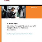 Cisco Asa: All-in-one Firewall, Ips, Anti-x, and Vpn Adaptive Security...