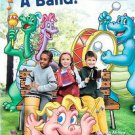 Dragon Tales - Let's Start A Band (DVD, 2003)