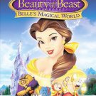 Beauty and the Beast: Belle's Magical World (DVD, 2003)