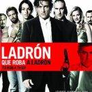 Ladron que Roba a Ladron (To Rob a Thief) (DVD, 2008, Widescreen)
