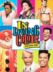 In Living Color - Season 1 (DVD, 2009, 3-Disc Set)