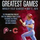 MLB: Baseball's Greatest Games - 1979 Wrigley Field Slugfest (DVD, 2011)