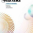Suzuki Violin School (2007, Paperback, Revised)