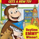Curious George: Gets a New Toy (DVD, 2011)