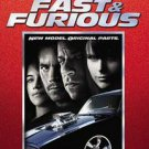 Fast & Furious (DVD, 2009, Special Edition; Includes Digital Copy)