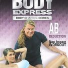 Tony Little's Body Express: Ab Reduction (DVD, 2003)