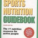 Nancy Clark's Sports Nutrition Guidebook by Nancy Clark (2008, Paperback)