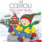 Caillou's Winter Wonders (DVD, 2008)
