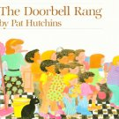 Doorbell Rang by Pat Hutchins (1989, Paperback)