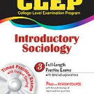The Best Test Preparation for the Clep Introductory Sociology by William Egel...