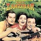 Road to Zanzibar (DVD, 2002)