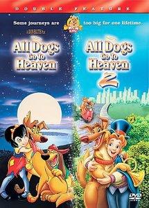 All Dogs Go to Heaven/All Dogs Go to Heaven 2 (DVD, 2006, 2-Disc Set, Double...