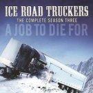Ice Road Truckers: Season 3 (DVD, 2009, 3-Disc Set)