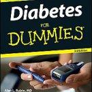 Diabetes For Dummies by Alan L. Rubin (2008, Paperback)