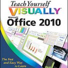 Teach Yourself VISUALLY Office 2010 by Kate Shoup (2010, Paperback)