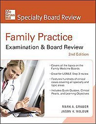 Family Practice Examination & Board Review (2008, Paperback)