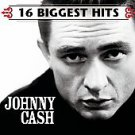 16 Biggest Hits by Johnny Cash (CD, Feb-1999, Sony Music Distribution (USA))