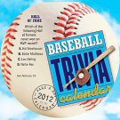 Cal 2012 Baseball Trivia by Kenneth Shouler and Workman Publishing (2011,...