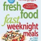 Cooking Light Fresh Food Fast (2010, Paperback)