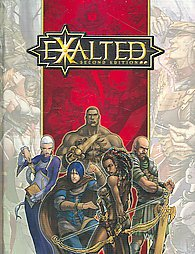 Exalted (2006, Hardcover)