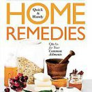 The People's Pharmacy Quick & Handy Home Remedies by Terry Graedon and Joe...