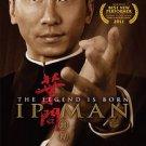 The Legend Is Born: IP Man (DVD, 2011)