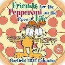 Garfield 2012 Calendar by Jim Davis (2011, Calendar)
