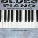 Blues Piano: Hal Leonard Keyboard Style Series by Mark Harrison (2003, Other,...