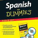 Spanish for Dummies by Jessica Langemeier (2007, Other, Bilingual, Mixed medi...