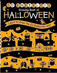 Ed Emberley's Drawing Book of Halloween by Ed Emberley (2006, Paperback, Revi...
