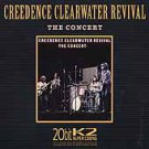 The Concert [Remaster] by Creedence Clearwater Revival, John Fogerty (CD, Jun...