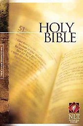 Holy Bible: New Living Translation (2004, Hardcover)