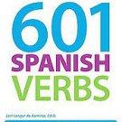 601 Spanish Verbs by Lori Langer de Ramirez (2009, Other, Bilingual, Mixed me...