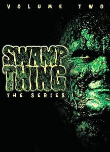 Swamp Thing - The Series Volume 2 (DVD, 2008, 4-Disc Set)