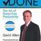 Getting Things Done: The Art of Stress-Free Productivity by David Allen...