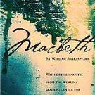 Macbeth by William Shakespeare (2003, Paperback)